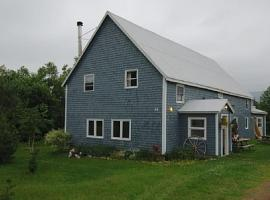 Blue Barn Cottage, Margaree Valley