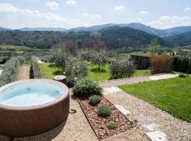 La Casa Sul Sentiero, Montevarchi