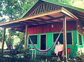 Osa Beach Hut, Agujas