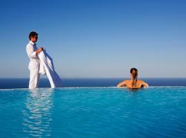 Carpe Diem Suites and Spa, Pyrgos