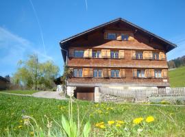 Ferienwohnungen Oberhauser, Schwarzenberg im Bregenzerwald