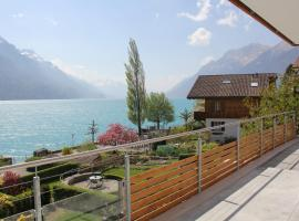 Holiday Apartment Alpenblick, Brienz