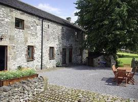 The Barn, Cromford