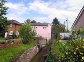Bourne Cottage, Kelsale