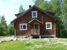 Villa Pyhalto, Ylä-Jääski