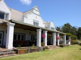 Fynbos Ridge Country House & Cottages, New Horizons