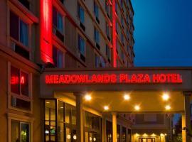 Meadowlands Plaza Hotel, Secaucus