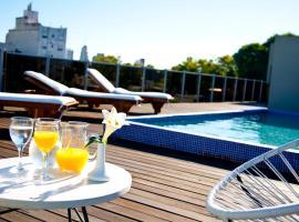 Hotel First Palermo
