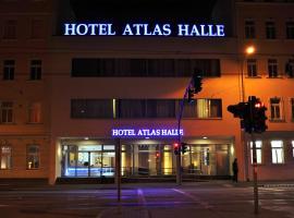 Hotel Atlas Halle, Halle an der Saale