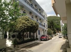 Hotel Asteria, Ágios Kírykos