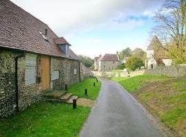 Quebec Barn, Alfriston