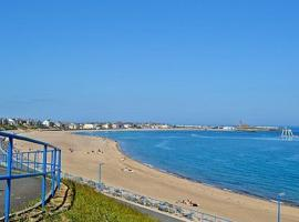 Seabreeze, Newbiggin-by-the-Sea