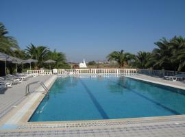 Mariliza Beach Hotel, Marmari