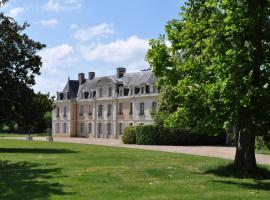 Château Des Briottieres, Champigné