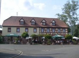Landgasthof Steinbacher Hof, Lohr