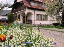 Hilde's Residence, Gura Humorului