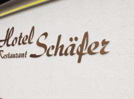 Hotel Schäfer, Siegen