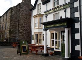 The White Lion Hotel, Machynlleth
