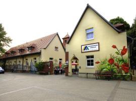 DJH Jugendherberge Prebelow, Rheinsberg