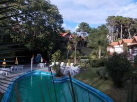 San Remo Villa Corral Apart, Carilo