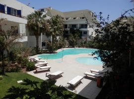 Self Catering Apartments at Leme Bedje Resort, Santa Maria