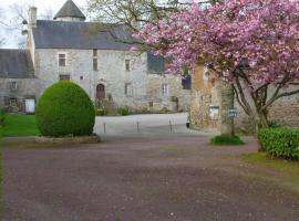Manoir De La Foulerie, Ancteville