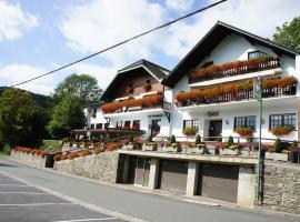 Hotel Rittersprung, Ouren