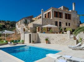 Villa Candice, Maroulás