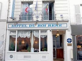 Hôtel Roi René, Paris