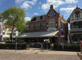 Hotel van Renenpark, Bergen