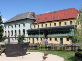 Gasthof Hertigswalde, Sebnitz