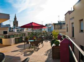 Hostal Callejon del Agua, Sevilla