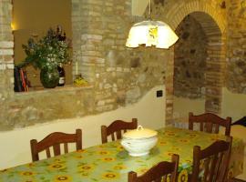 La casa di Elisa, Chianni