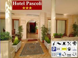 Hotel Pascoli, San Mauro a Mare
