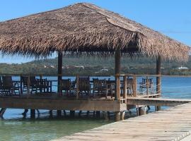 Tongan Beach Resort, Utungake