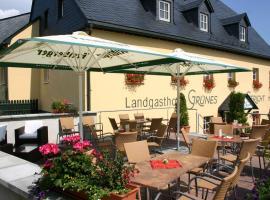 Landhotel Grünes Gericht, Neuhausen