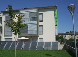 Apartaments Verd Natura, Olot