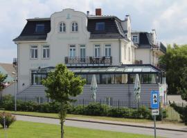 Pension Strandschloss Arielle, Börgerende-Rethwisch