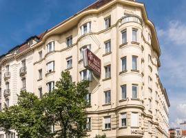 Hotel Erzherzog Rainer, Viena