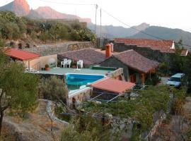 Hoya La Vieja Rural, Tejeda