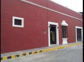 Hotel Maria Isabel, Campeche