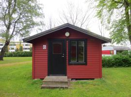 Charlottsborgs Stugor, Kristianstad
