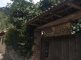 Hospedaje Higueron, Baños
