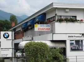 Garni Rivapiana, Locarno