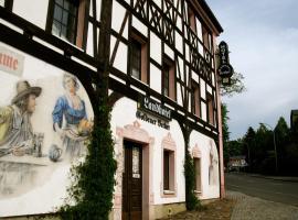 Landhotel Goldener Becher, Limbach - Oberfrohna
