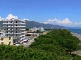 Hotel Erjani, Velipojë