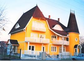 Hotel Terézia, Vonyarcvashegy