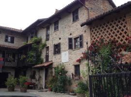 Casa Giuliana, Santo Stefano Belbo