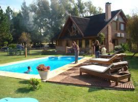Villa de Los Reales, Open Door