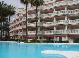 Apartamentos Casablanca Altamar, Alcossebre
